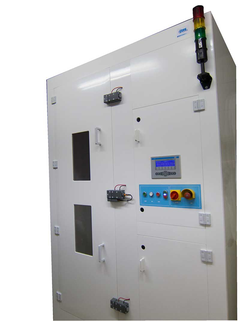 Quartz Tube Etching System